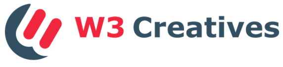W3 Creatives Logo