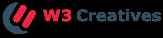 W3 Creatives Logo